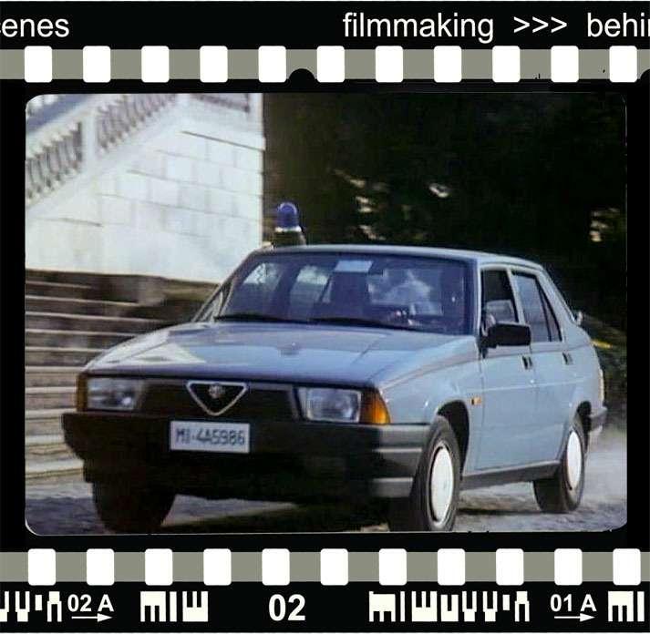 Машина комиссара Каттани— тест той самой Альфы— фото 1160820