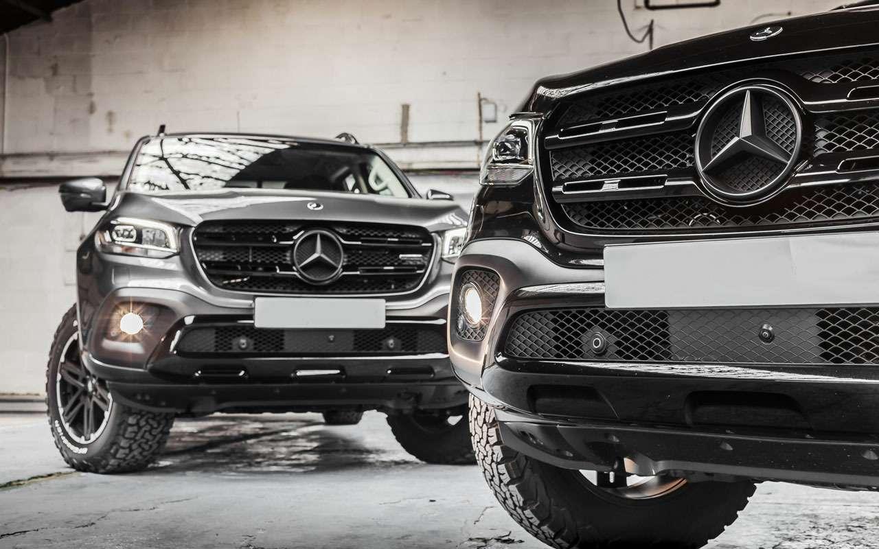 Mercedes-Benz снимает спроизводства внедорожник— фото 1074532