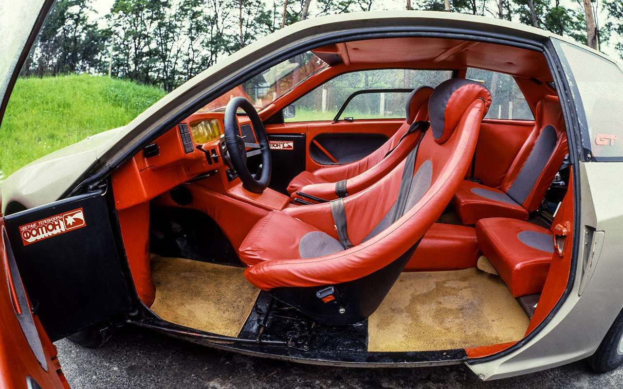 Автомобили-самоделки изСССР: отрасцвета дозаката— фото 1122503