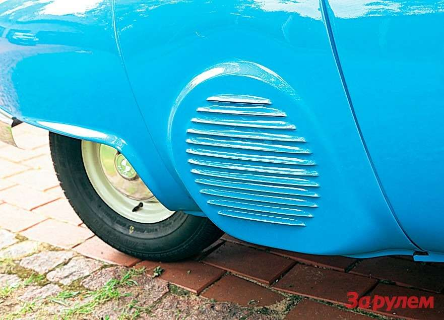 BMWIsetta 250— круглый отличник — фото 260672