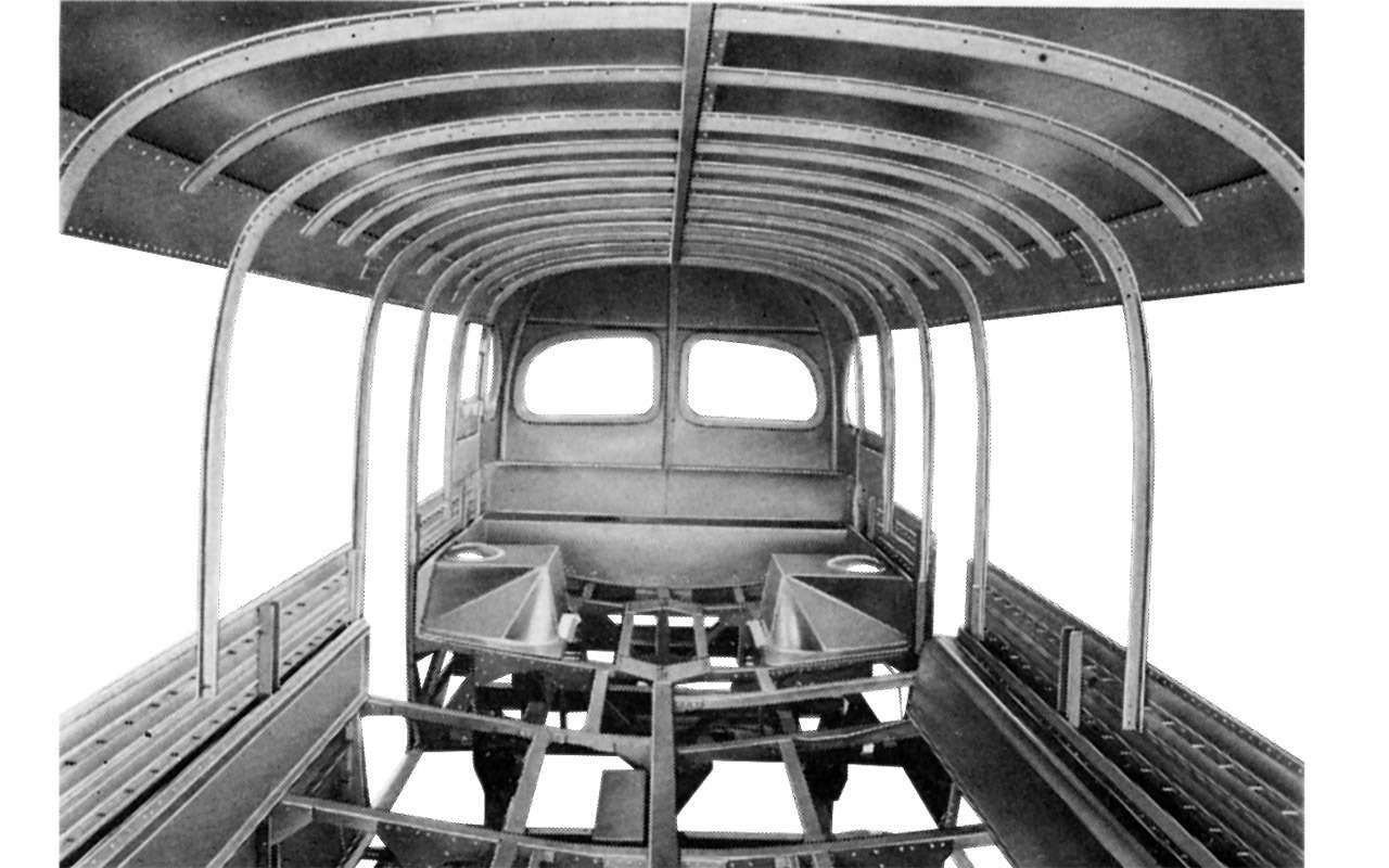 Советский гибридный автобус: заглянули вего родословную— фото 1232026