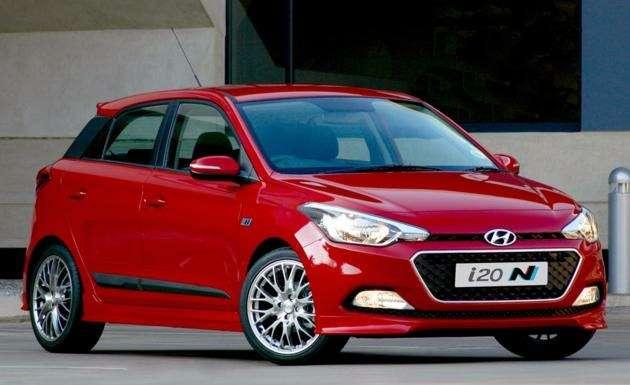 Hyundai i20N Sport