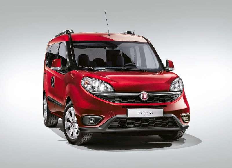 Fiat Doblò 1