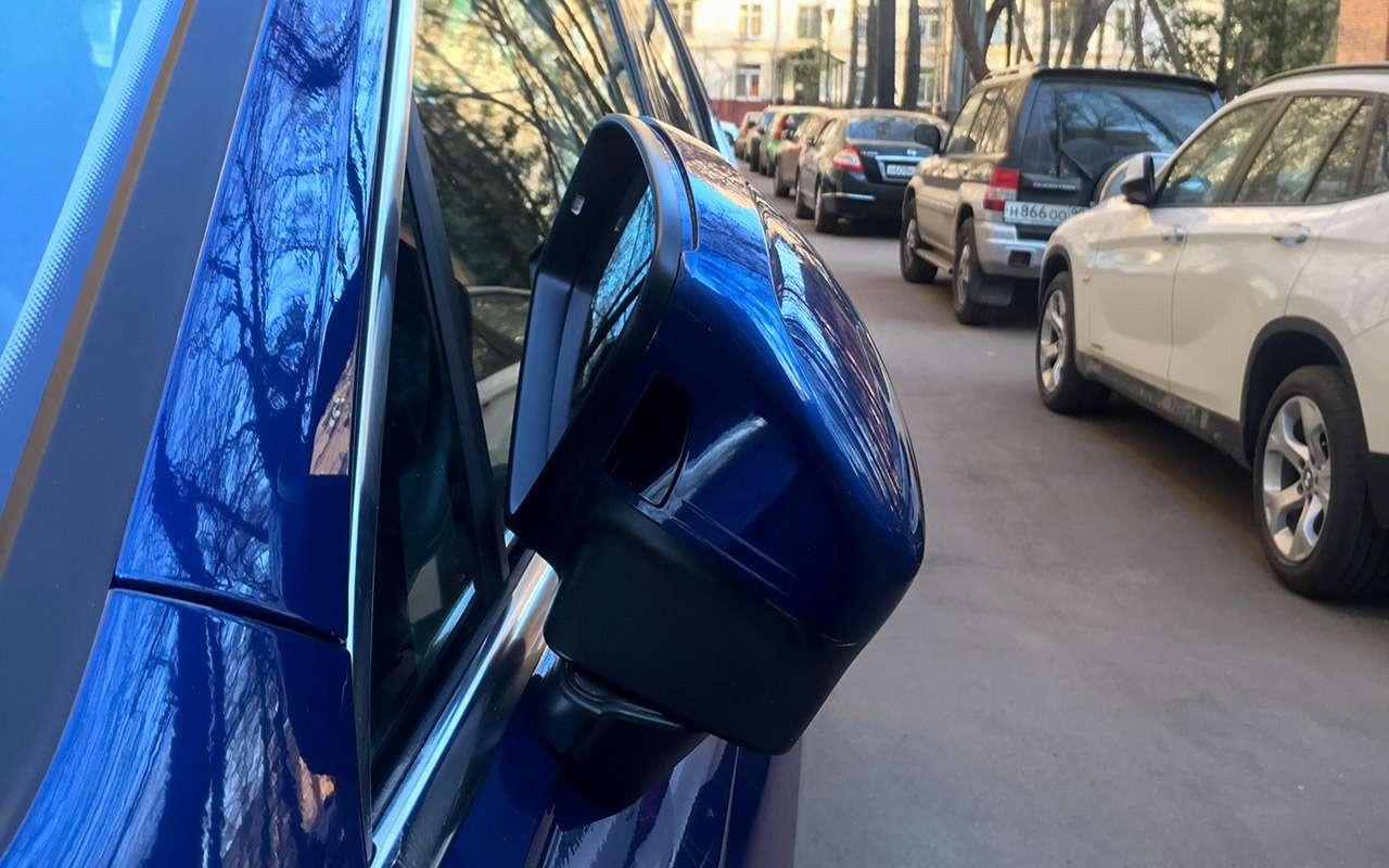 Первые 10тыс. кмнаVolkswagen Tiguan: все проблемы— отклимата— фото 985821