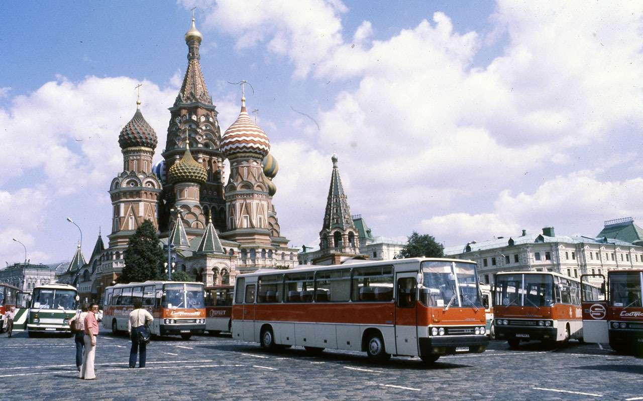 16самых популярных автобусов СССР: вывсе вспомните?— фото 990835
