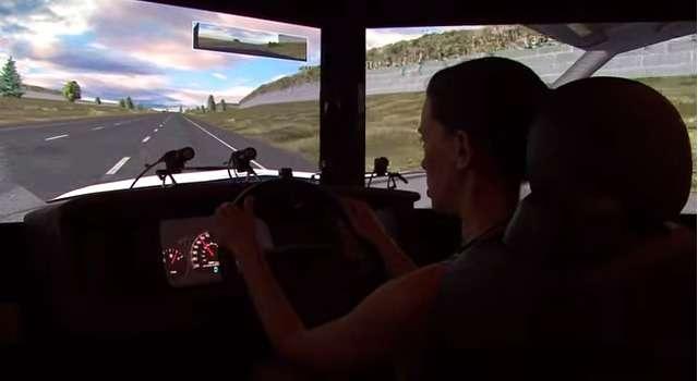Новая система определяет засыпающего водителя спомощью положения рулевого колеса