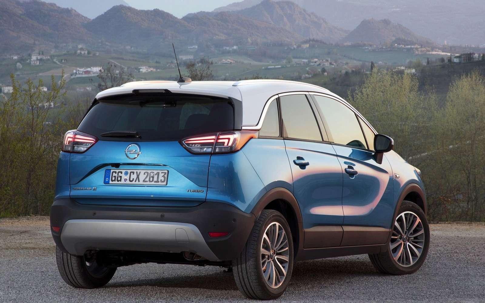 Opel, вернись! 6классных моделей, которых ждут оттебя вРоссии— фото 913053