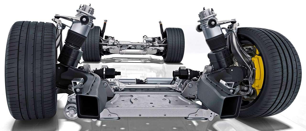 Первый электромобиль Porsche: детальный обзор— фото 998264