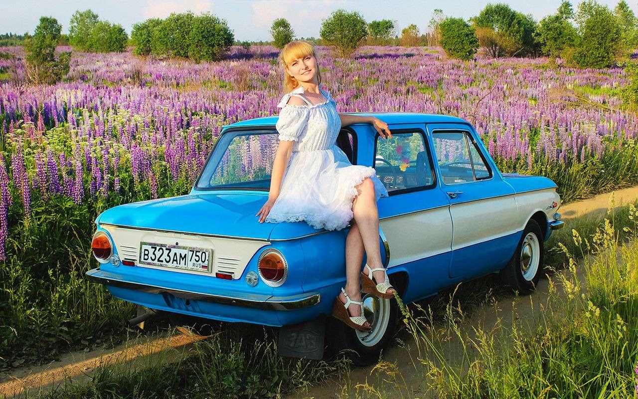 ЗАЗ-968А Запорожец: ретротест «ушастого»— фото 982498
