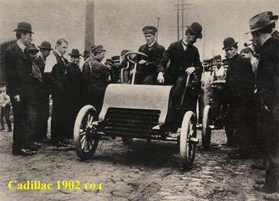 cadillac 1902