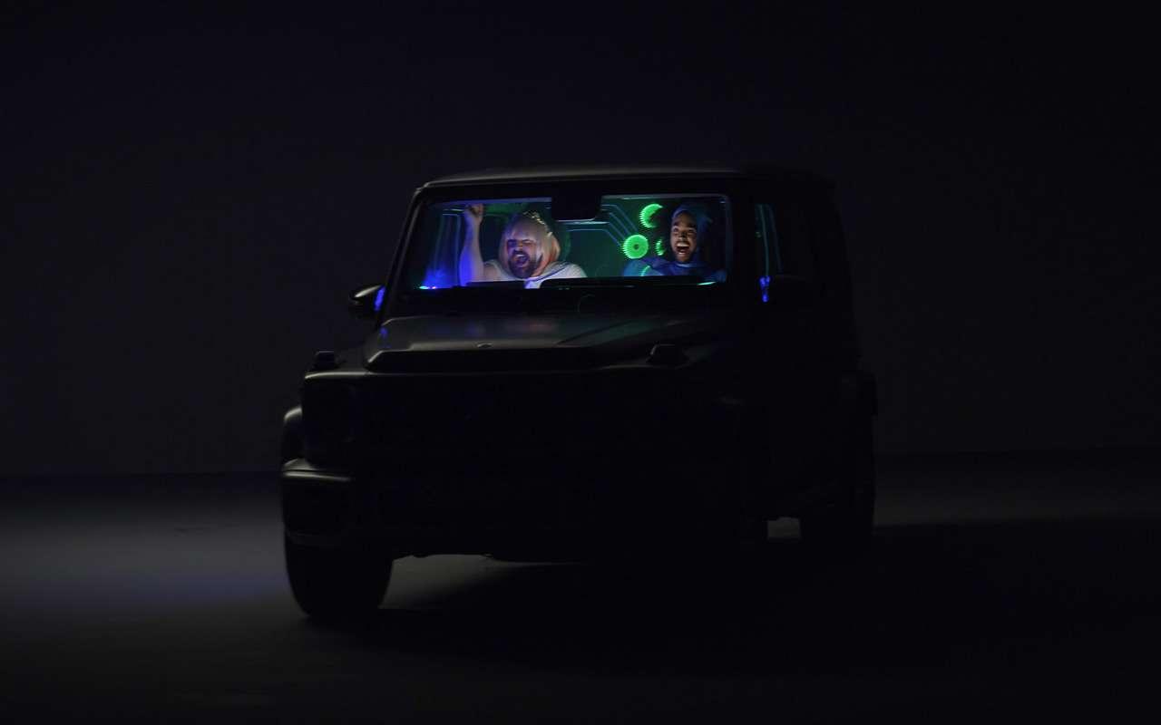 Mercedes-Benz хочет интегрировать видеоигры вавтомобили иавтобусы— фото 959668