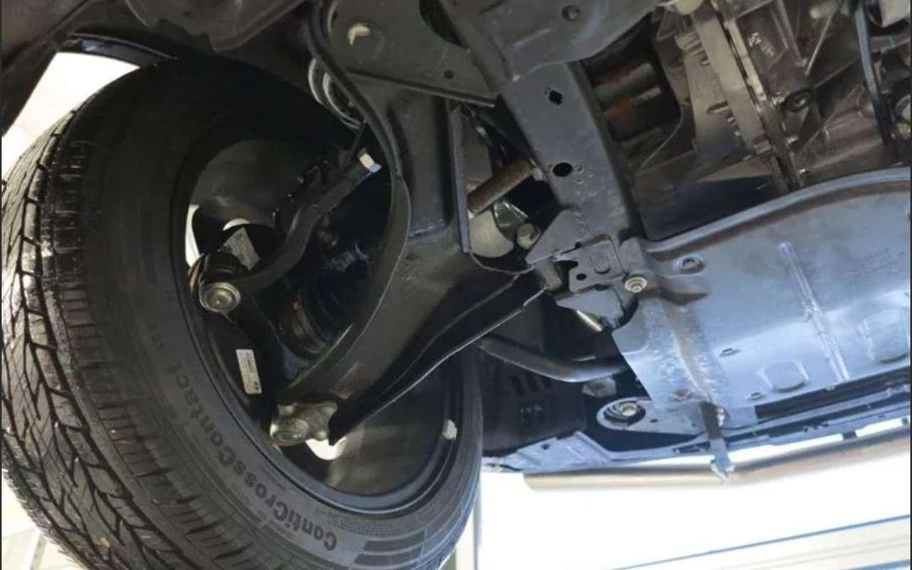 Lada XRAY иЛада Гранта: 5основных конструктивных отличий— фото 1230358