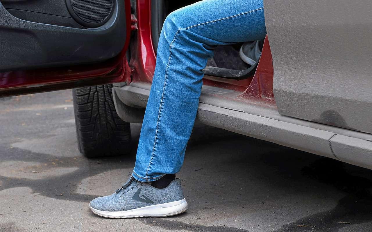 Renault Logan Stepway после 15тыс. км: все его поломки— фото 1089066