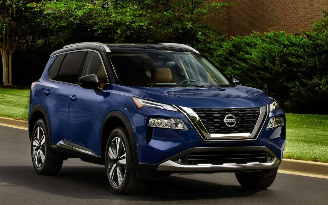 Новый Nissan X-Trail: известны цены— фото 1182725