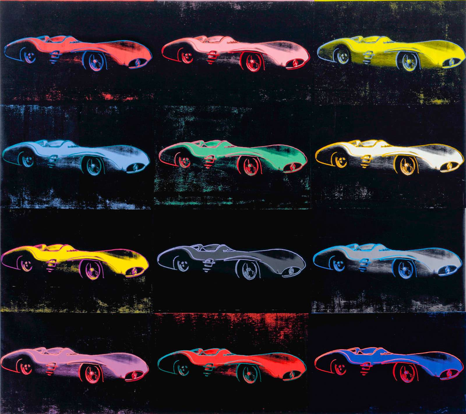 Машина маслом: автомобили вживописи— фото 610080