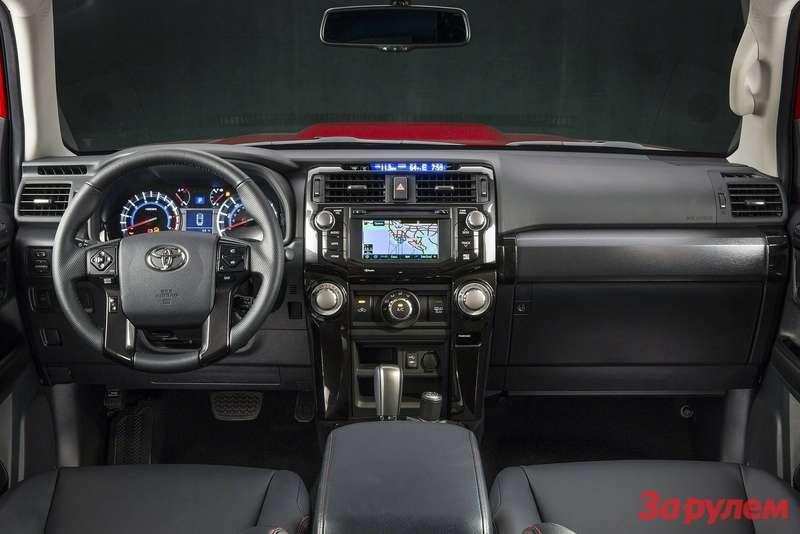 Toyota 4Runner 2014 1600x1200 wallpaper 14