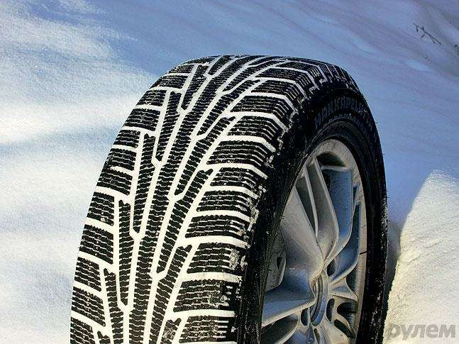 Тест нешипованные шины 255/55R18SUV: зимний балл— фото 89749