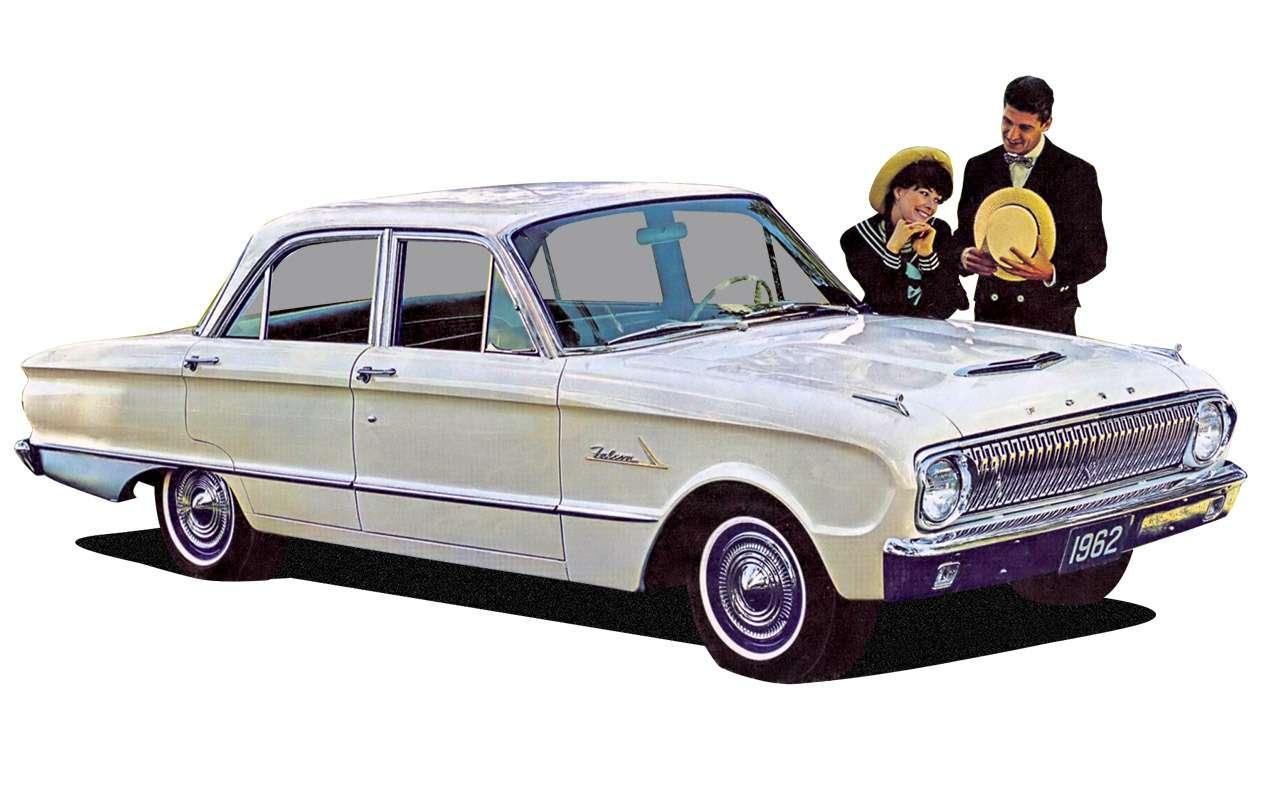 Самая популярная Волга: ГАЗ-24 и ее зарубежные аналоги - фото 1153084