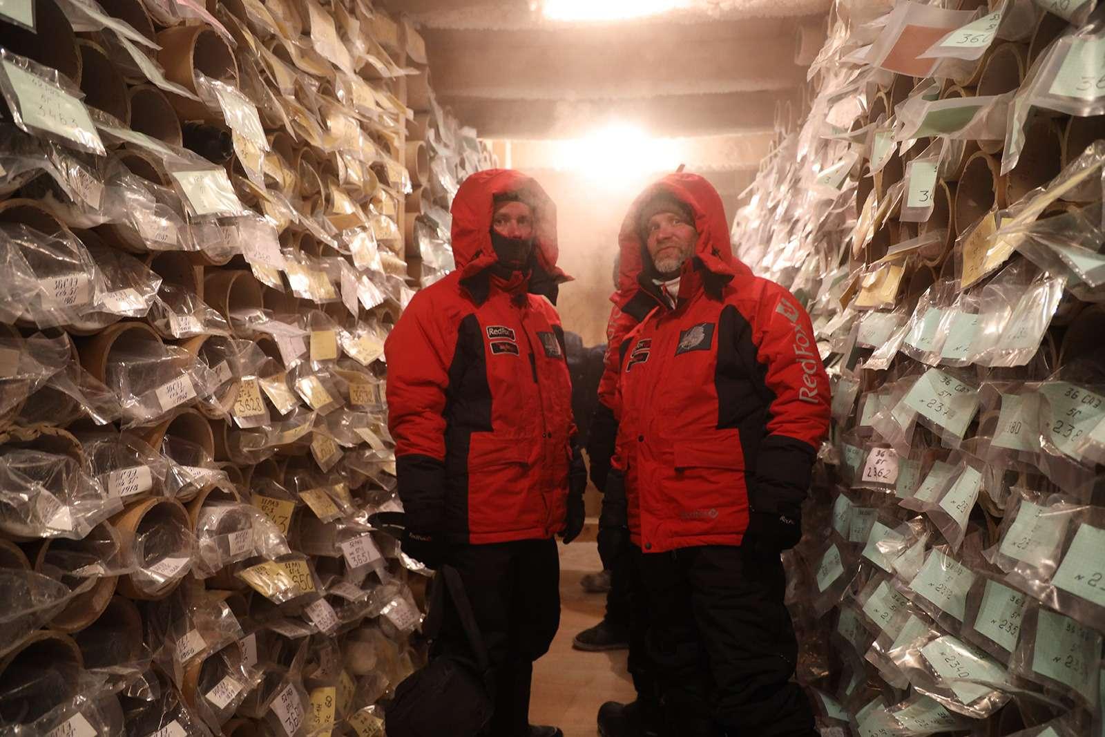 Есть рекорд: самый длинный автопробег через Антарктиду— фото 958581