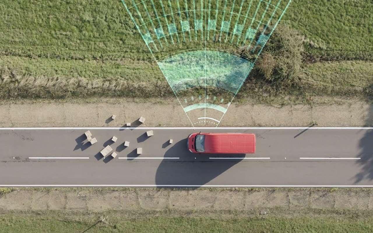 Автомобили сообщат друг другу об опасностях на дороге
