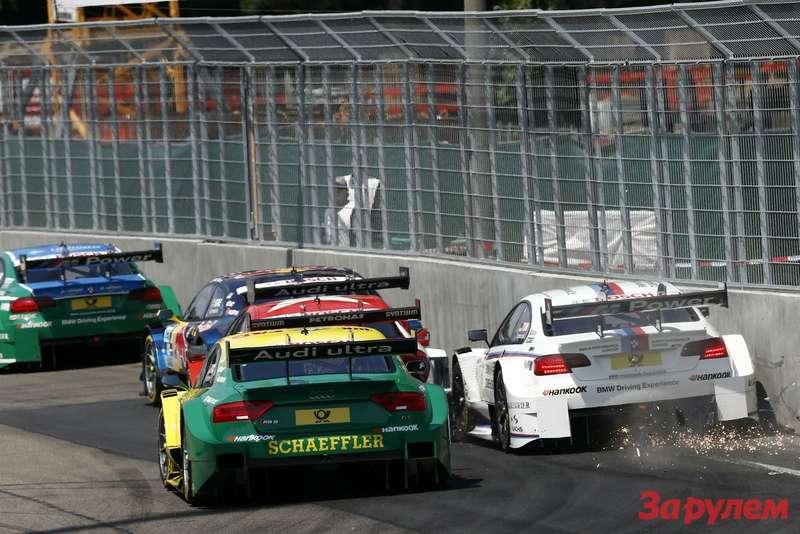 Motorsports/ DTM: german touring cars championship 2013, 5.Race atNuernberg, Norisring