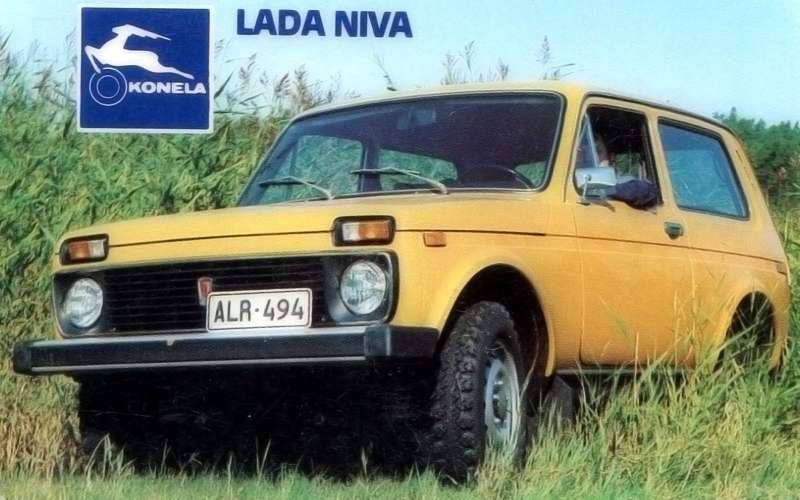 ВАЗ-2121 Нива (Lada Niva)