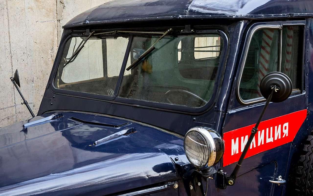 Ретротест знаменитого «козлика» ГАЗ-69: нанем ездили Анискин иМухтар— фото 901936