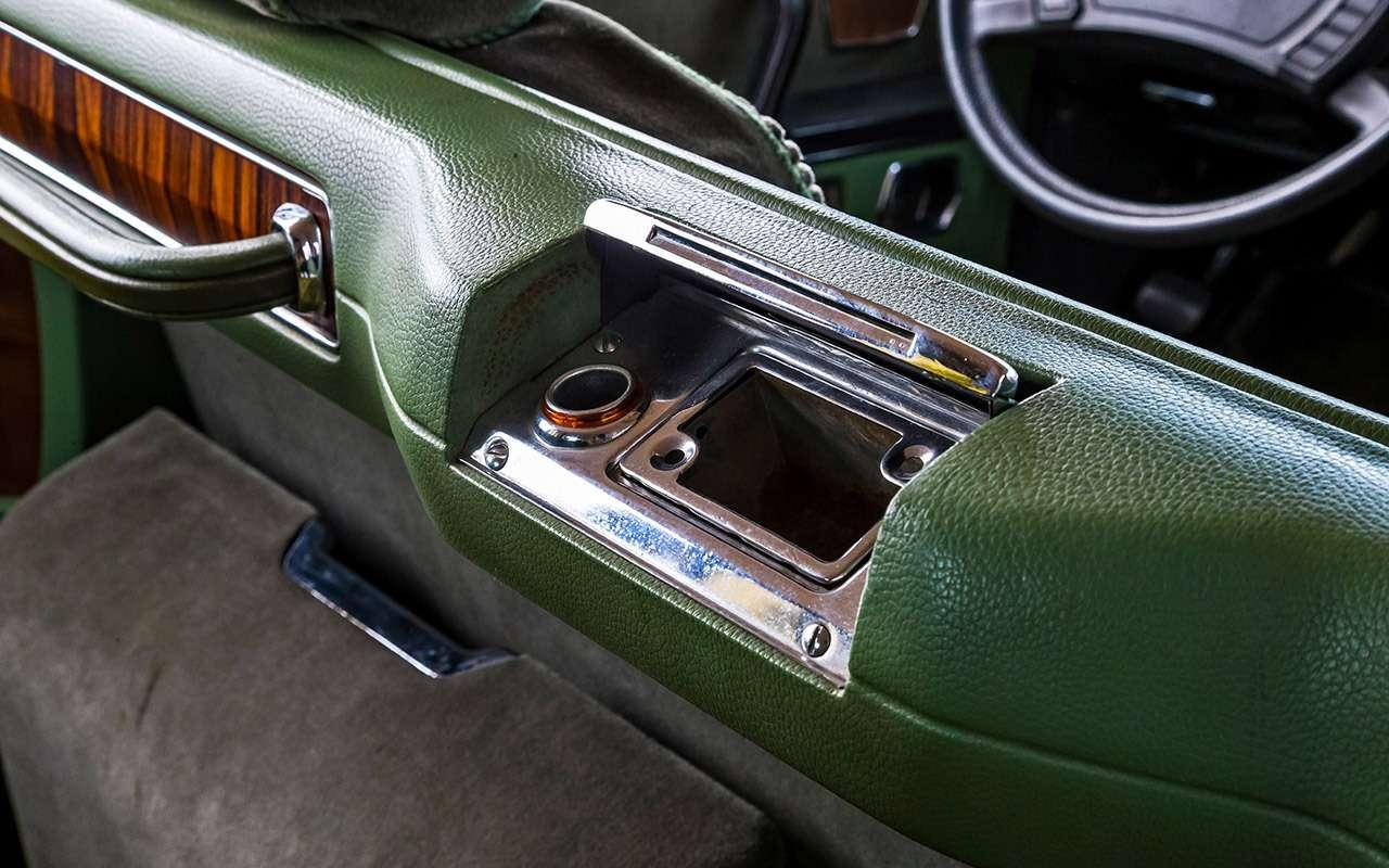 Тест машины, которую никогда непродавали: Чайка ГАЗ‑14— фото 998645