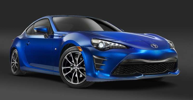 Toyota 86front