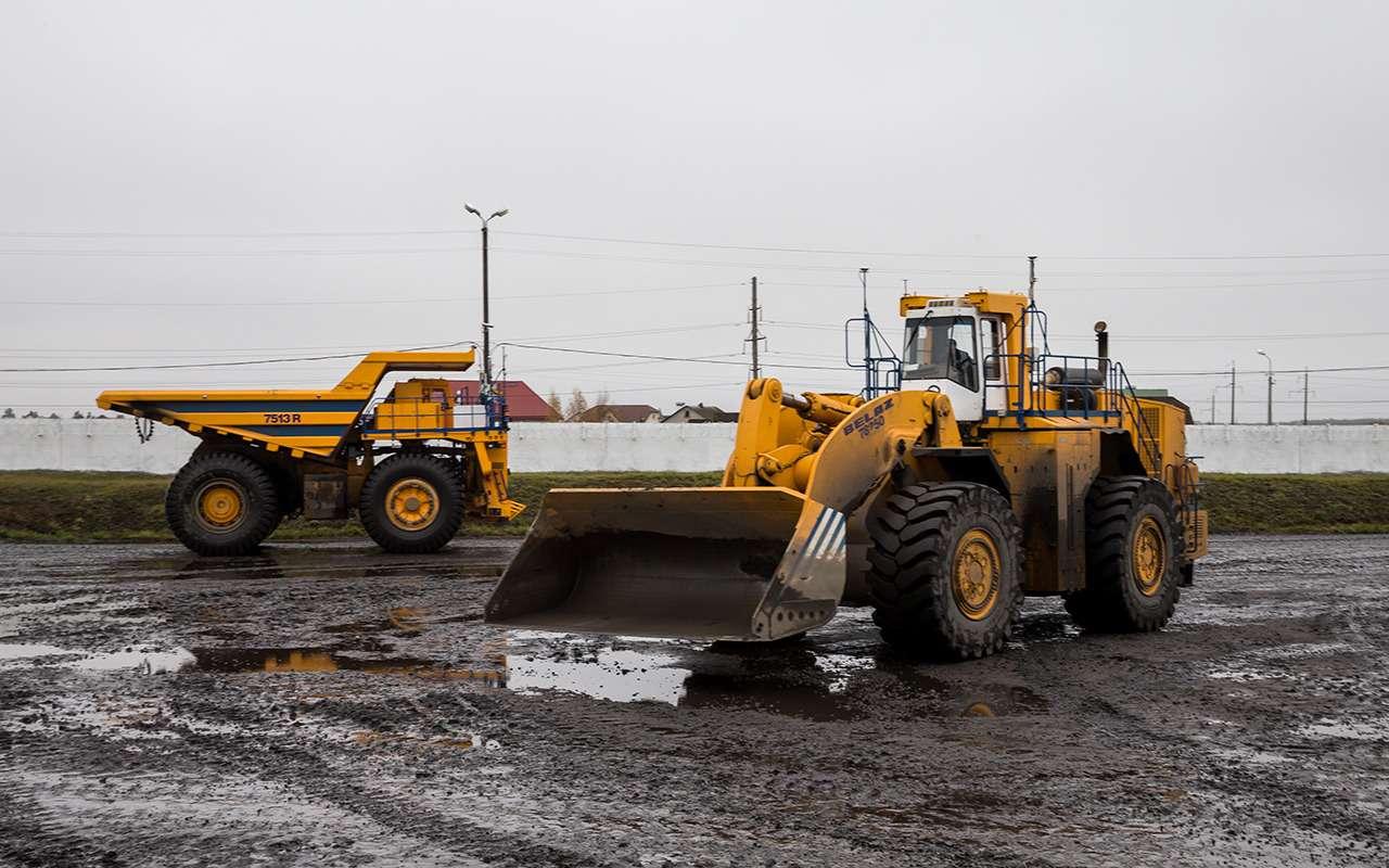 Беспилотный БелАЗ: оноставит водителей без работы!— фото 924844
