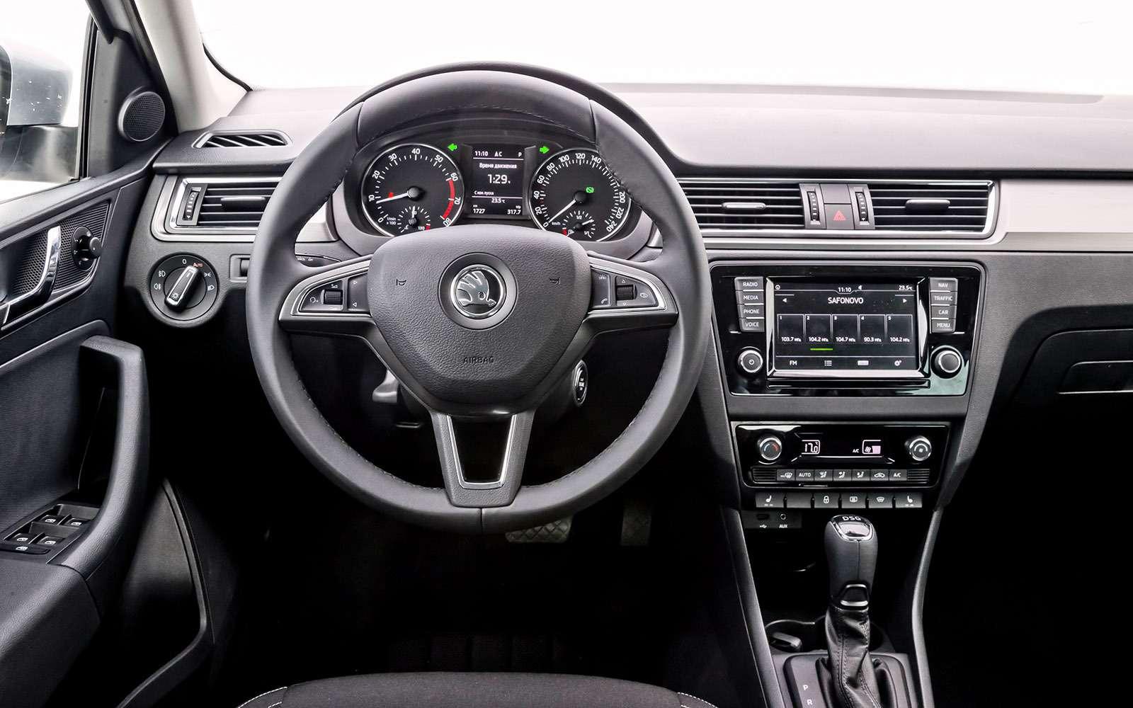 VWPolo GTпротив конкурентов: тест на«Смоленском кольце»— фото 644230
