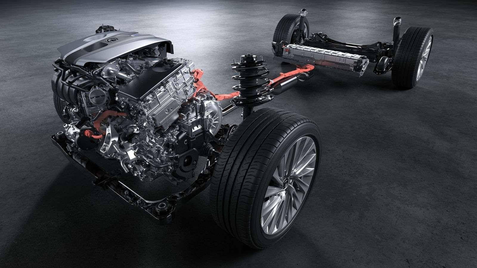Новый Lexus ES: без полного привода итурбомоторов— фото 865669