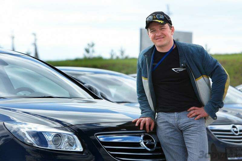 Презентация Opel Insignia: Очень приятно, царь! (ВИДЕО)— фото 93360