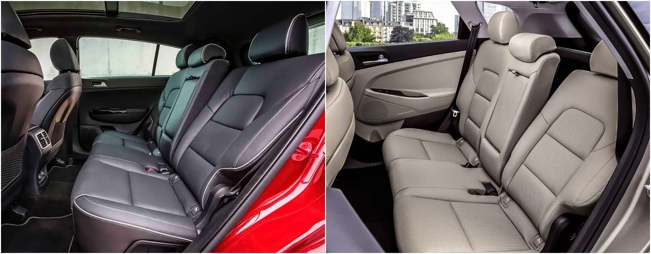 Hyundai Tucson или Kia Sportage: какой кроссовер выбрать?— фото 856237