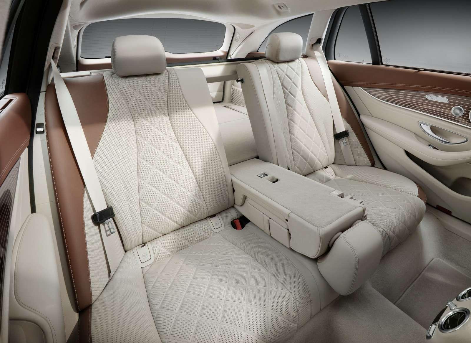 Новый универсал Mercedes-Benz Е-класса: шестой, юбилейный— фото 595699