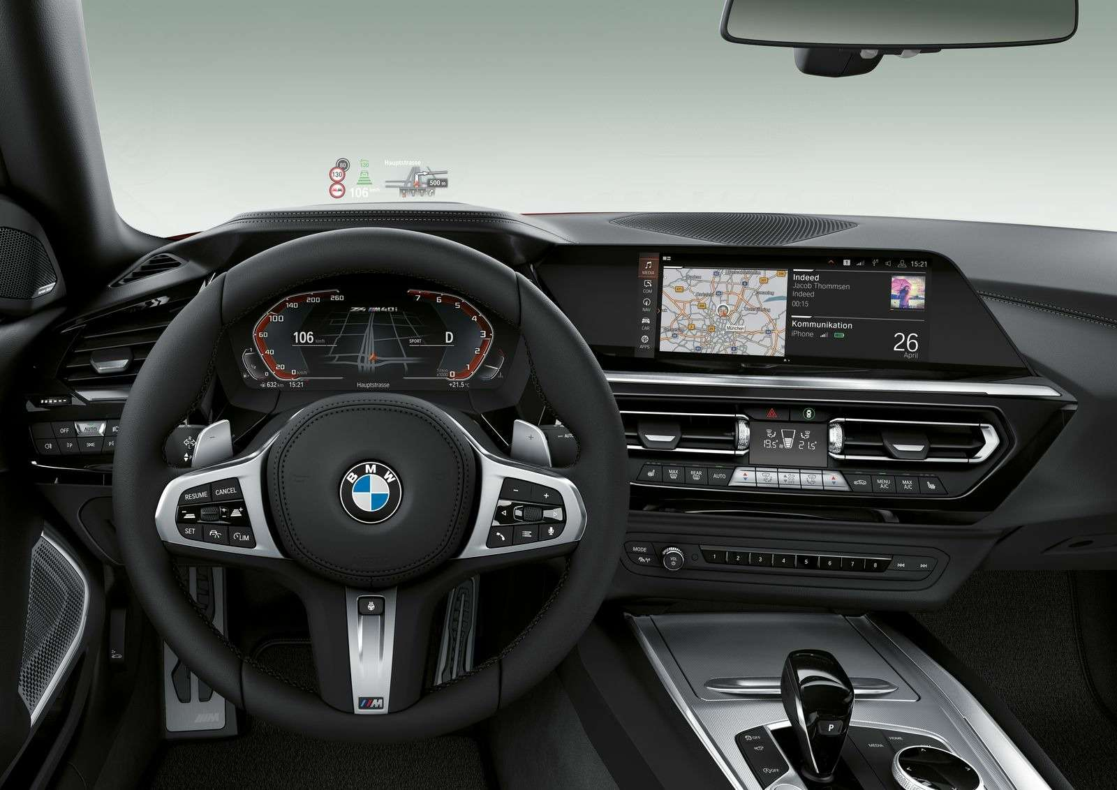 Новый родстер BMW Z4представлен официально— фото 898534