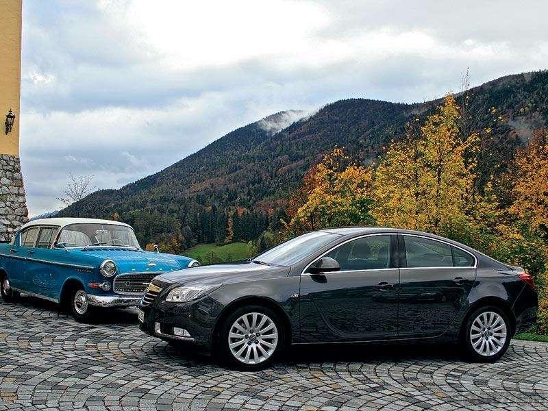 Презентация Opel Insignia: Кто музыку заказывает?— фото 90528