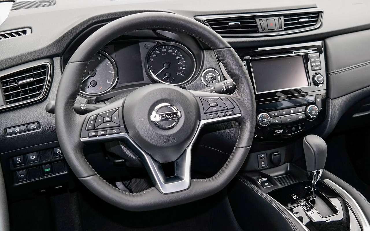 Обновленный Nissan X‑Trail: как его готовили крусской зиме— фото 927299
