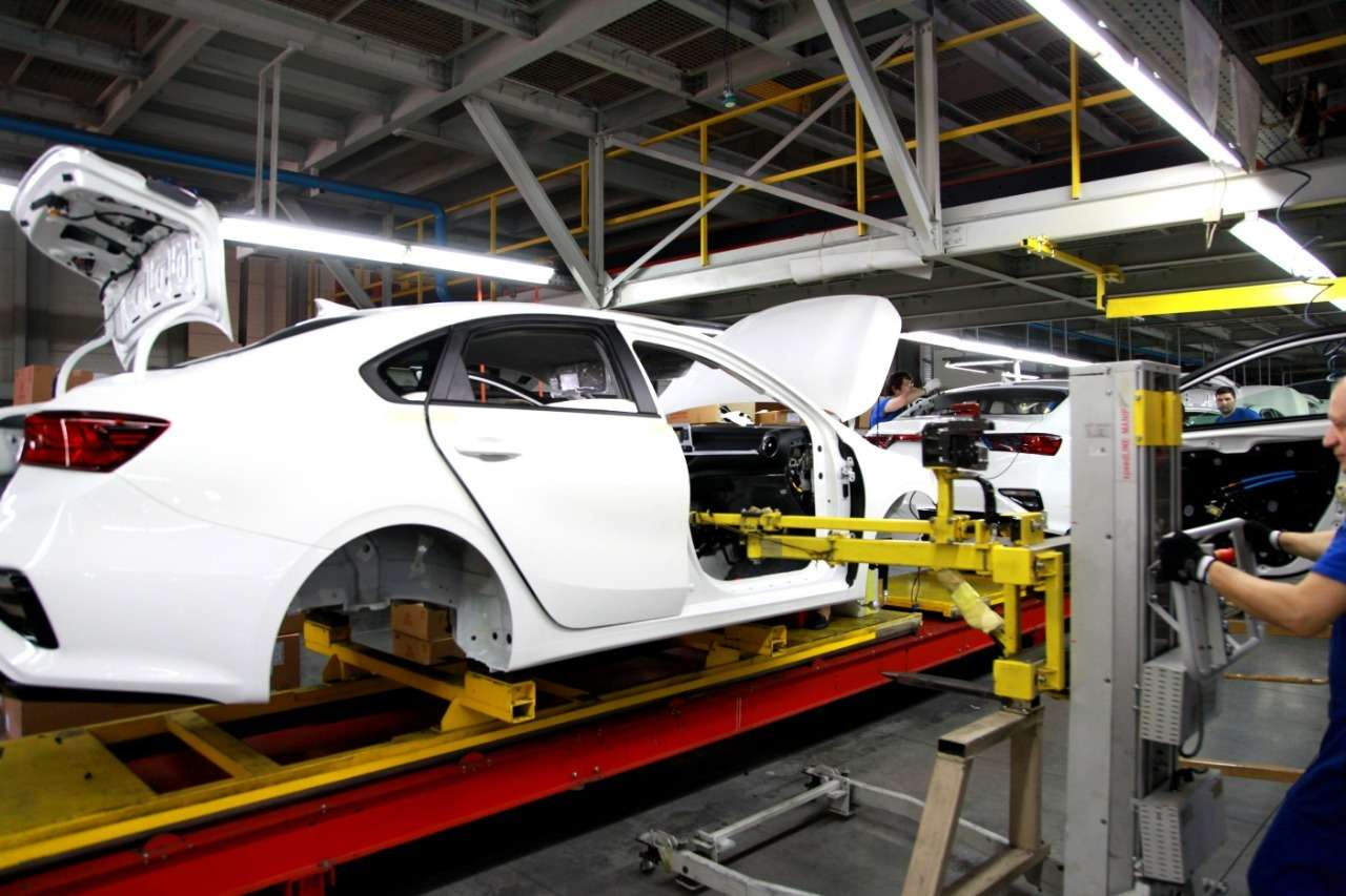 Новый Kia Cerato уже производят на«Автоторе»— фото 966515