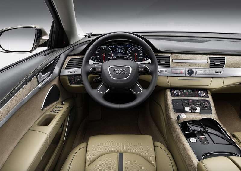 Audi A8Long