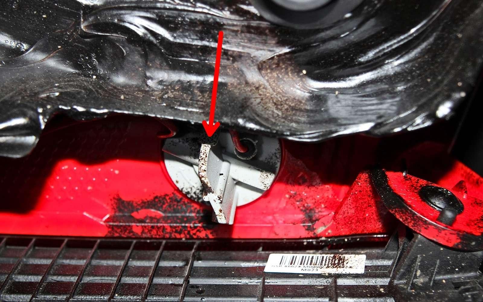 Тест-ремонт кроссовера Hyundai Creta: корейская кухня— фото 692262