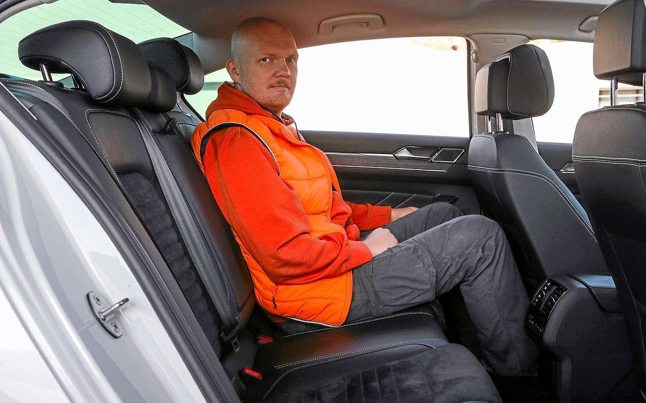 Обновленный Volkswagen Passat: тест вовремя эпидемии— фото 1119804