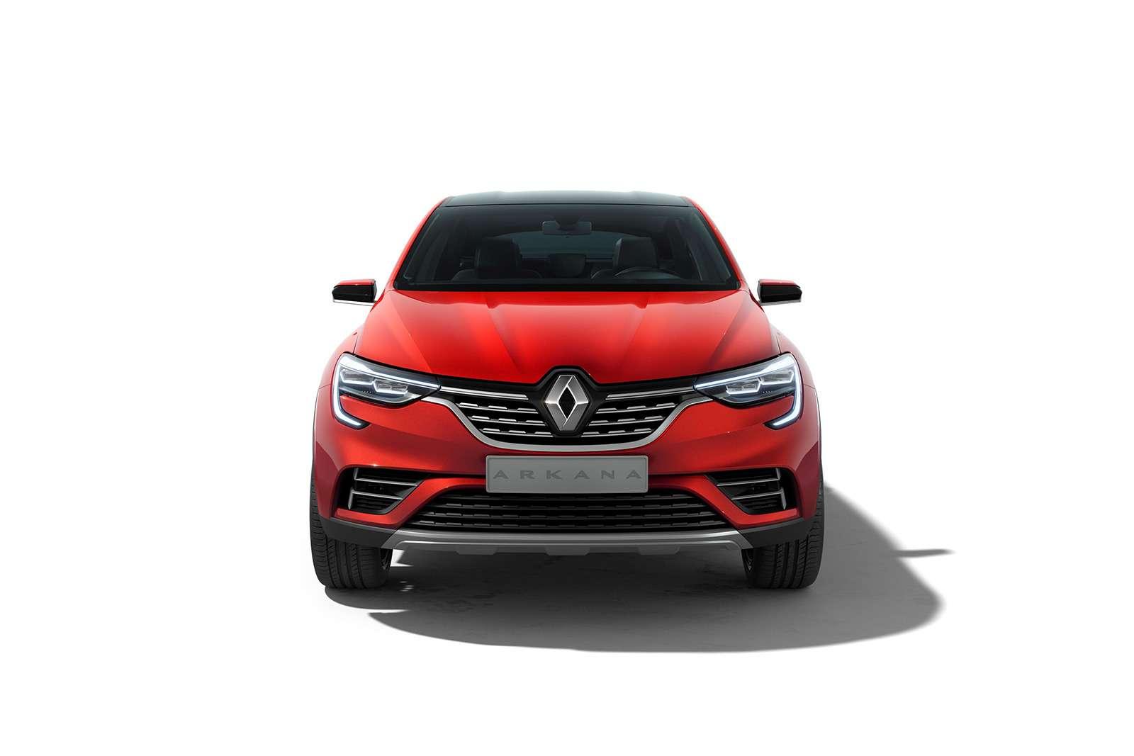 Renault Arkana: рассматриваем новый кроссовер совсех сторон— фото 905676
