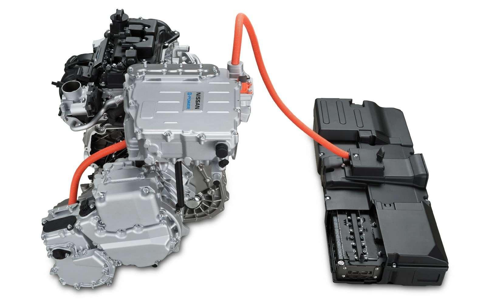 Бегство отрозетки: Nissan избавил электропривод отглавного недостатка— фото 657870