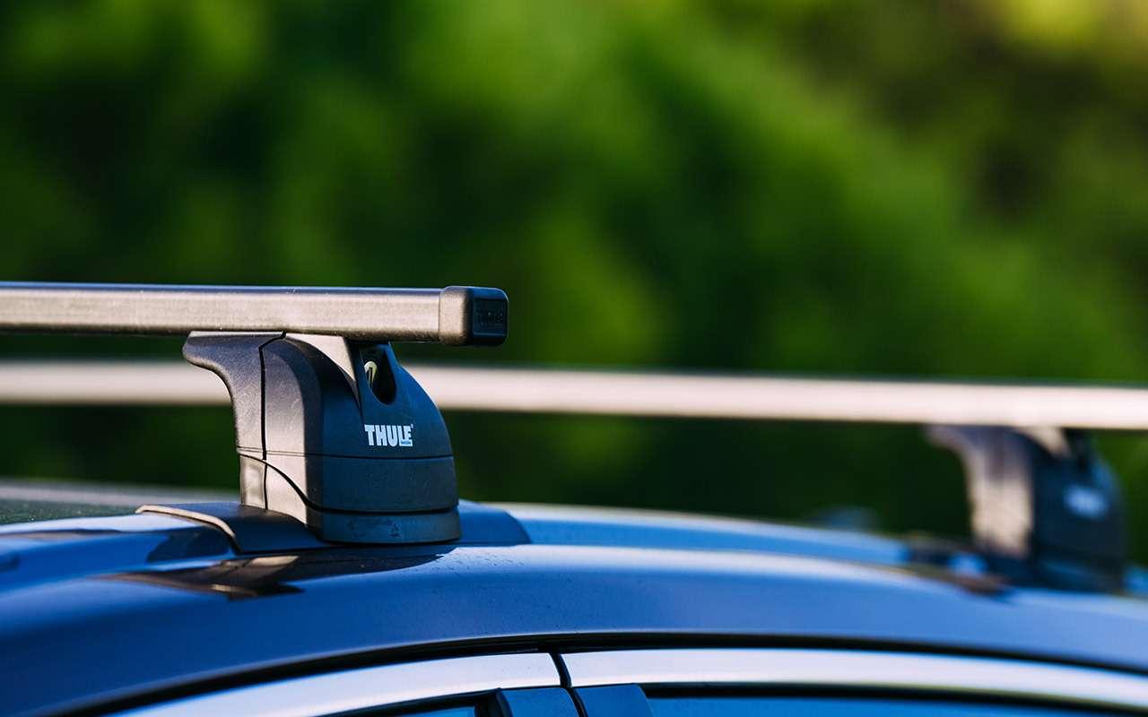 Багажник накрышу— простая инструкция повыбору— фото 1208119