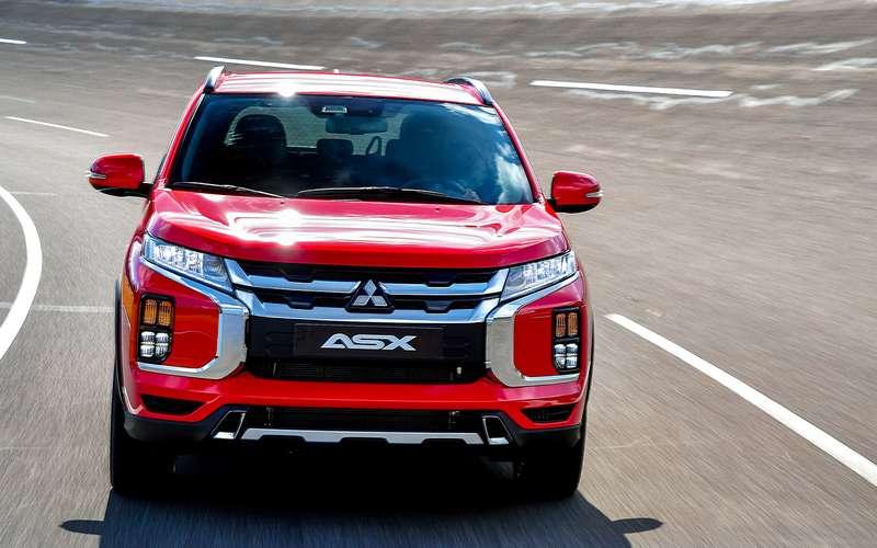 Mitsubishi ASX навторичке: 3плюса, 4минуса икосячки