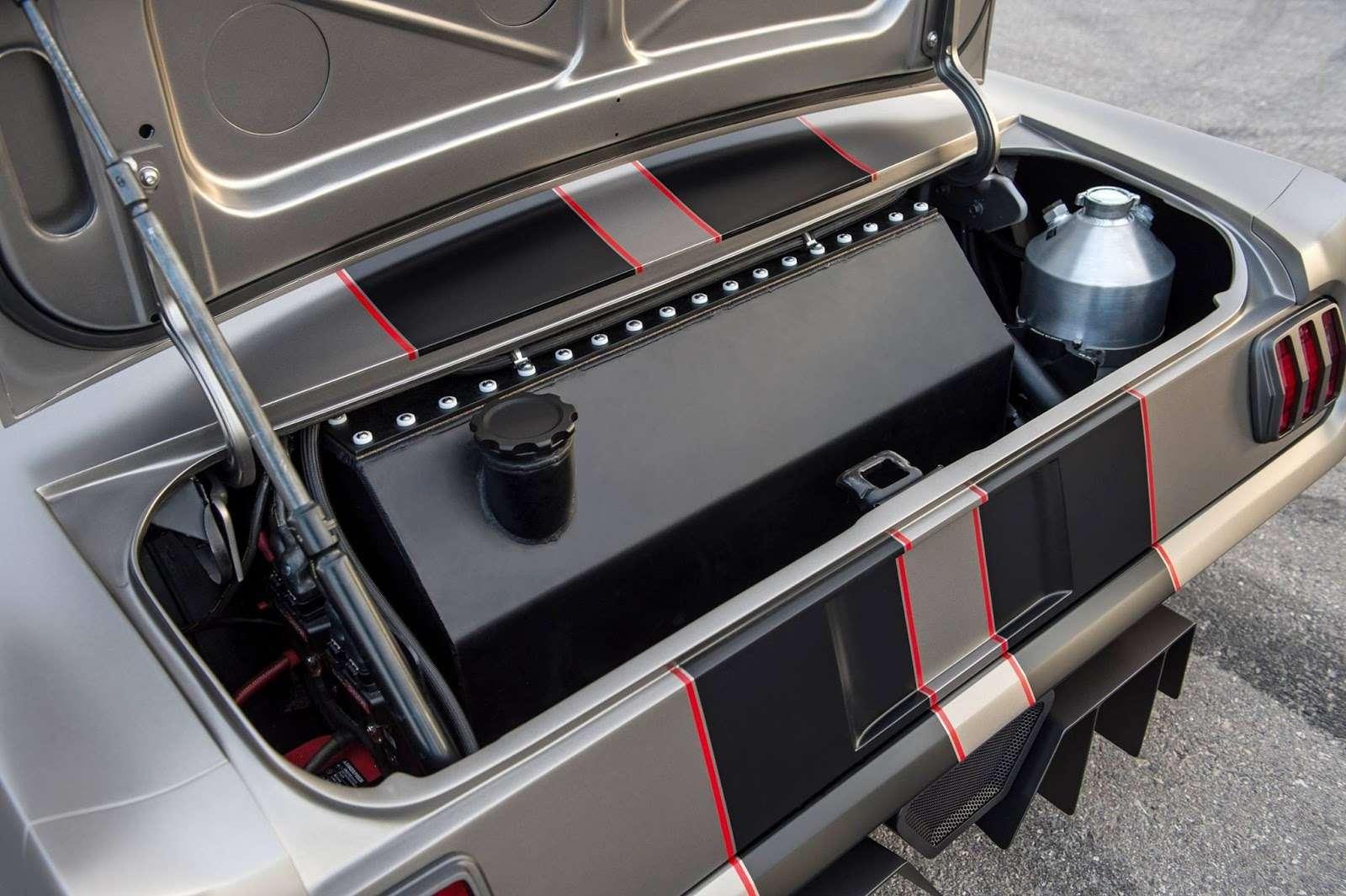 Конь Горыныч: 1000-сильный Ford Mustang стройным наддувом— фото 658608
