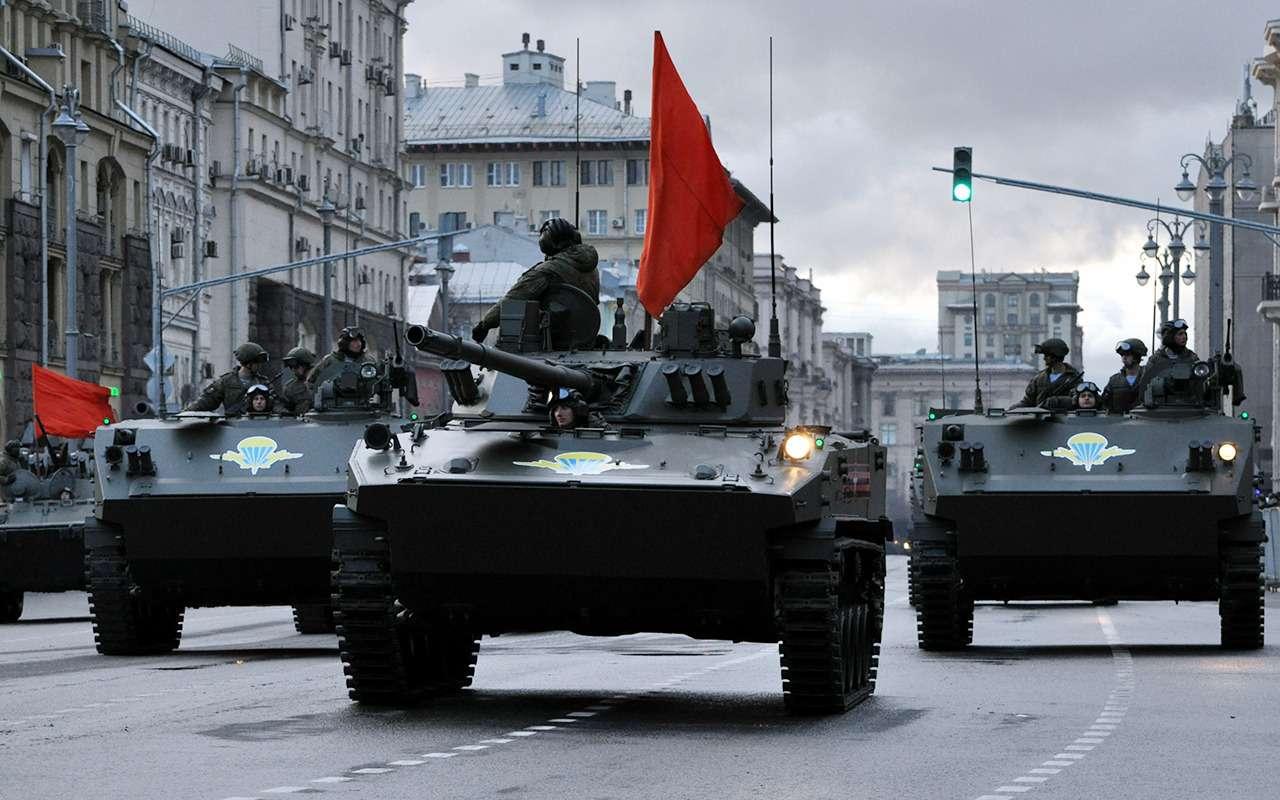 Боевая машина десанта: зачем российской армии БМП-лайт?— фото 922275