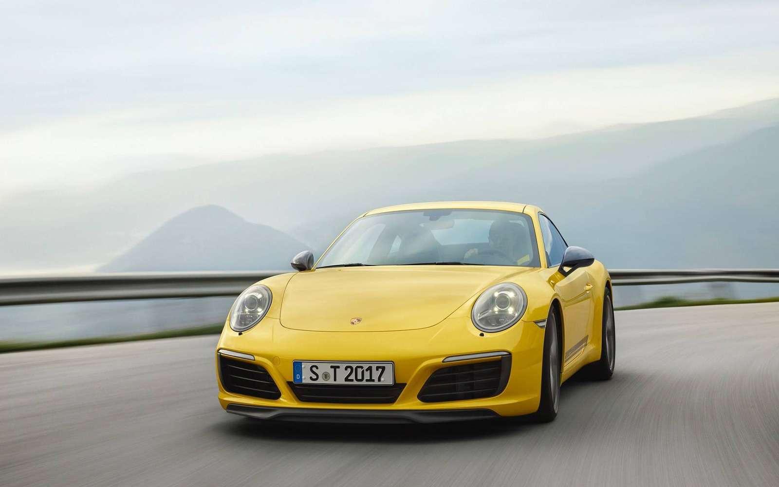 Чемменьше, тем лучше: Porsche представила 911 Carrera дляпуристов— фото 808042