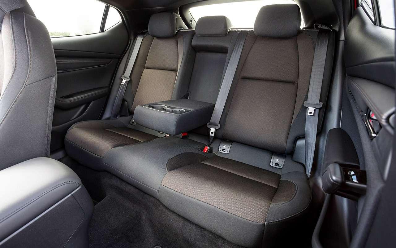 Новая Mazda 3: первый тест-драйв. Неогонь!— фото 994277
